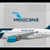 Mexicana Airbus A318-111 XA-UBT