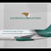 Jayawijaya Dirgantara Boeing 737-200 PK-JRB