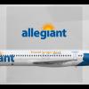 Allegiant Air McDonnell-Douglas MD-83 N422NV