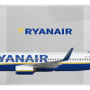 Ryanair Boeing 737-8AS(WL) EI-DPX