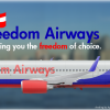 Freedom Airways for Jack1234