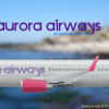 Aurora Airways Livery v1 for R4RoundA2013