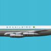 Linhas Aéreas Brasileiro 707-320C