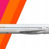 Southeastern MD-80 (1992-2005 Livery)
