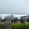 Rarotonga - Air New Zealand Boeing 777-200ER