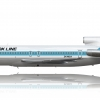 What could have been: Mount Cook Line 727-200