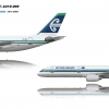 What could have been: Air New Zealand A310 And 757