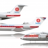 What could have been: NZNAC F-28 Mk1000, Yak-40 and BAe-146