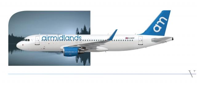 airmidlands Standard Livery