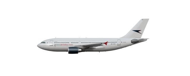 Generic British Airlines A310-300
