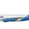 Air Scotland Airbus A380 800