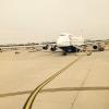 British Airways 744 at ORD