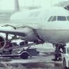 United A320 at DEN