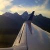 United 737-700 at JAC