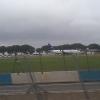 Aerolíneas Argentinas B737 after landing on track 31