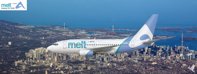 Boeing 737-600 - melt (by Glacier) - The Drawing Board