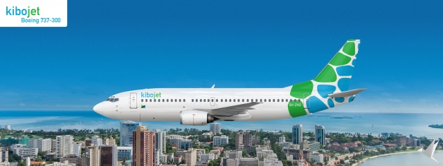 KiboJet - Boeing 737-300 - The Drawing Board | Viaero Design