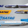 SATAG Fleet History