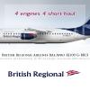 British Regional Airlines BAe Avro RJ100