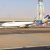 Shaheen Air at DXB