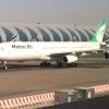 Mahan Air A340 at DXB
