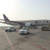 Saudia 777 at JED