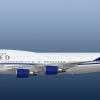 United 747 400 2