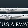 U.S AIRWAYS Airbus A330 300