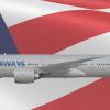 """American Airways Boeing 777-300ER """"Albuquerque"""""""