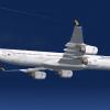 Springbok 324 en route to JFK.