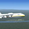 AN-225 Over Siberia.