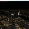 B767-300 landing at Phoenix.