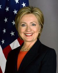 Hillary Clinton's Photo